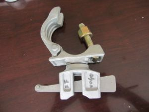 Scaffolding Swivel Coupler with Welded Ledger Head pictures & photos