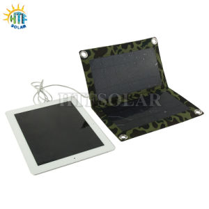 7W Portable Solar Charger for Mobile Phone/iPhone (HTF-F7W)