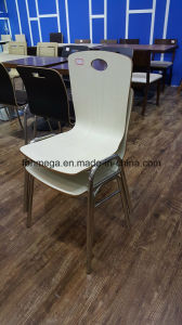 High Quality White Stackable Bentwood Chair pictures & photos
