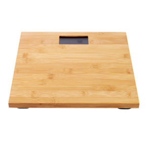 Bamboo Digital Body Scale/Bathroom Scale/Fat Scale/Personal Scale pictures & photos