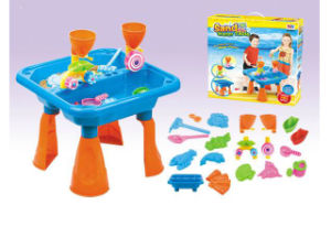 Plastic Play Set Sand Beach Summer Toy (H1336120) pictures & photos