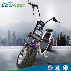 2017 New Design 1200W Electric Harley Scooter with Removable Battery pictures & photos