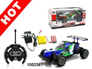 4 CH Remote Control Racing Car Toy with Charger and Battery (1002361) pictures & photos