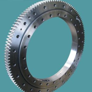 High Quality Double-Row Ball Slewing Bearing pictures & photos