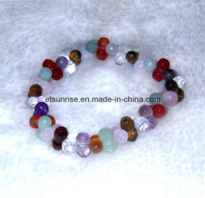 Crystal Bracelet, Semi Precious Stone Bracelet, Fashion Bracelet, Jewelry Bangle <Esb01210> pictures & photos