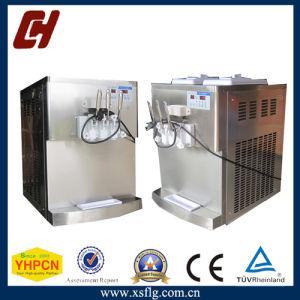 Table Top Soft Ice Cream Machine / Frozen Yogurt Machine pictures & photos