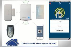 DIY Cloud Based IP Alarm System Security Alarm System