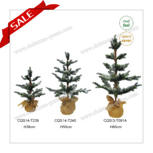 Hot Selling PE Christmas Decoration H110cm Christmas Tree Fashion Jewelry pictures & photos