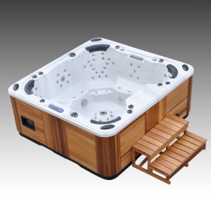 "Ce Outdoor Hot Tub with 19"" Pop-up TV (JCS-09) pictures & photos"