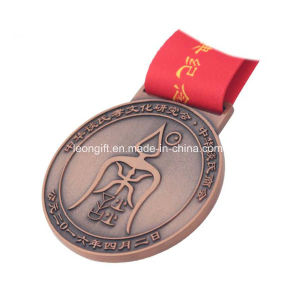 Custom Swimming Copper Plated Award Medal pictures & photos