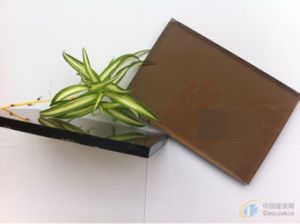 Bronze Color Reflective Glass pictures & photos