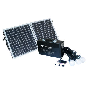 200W Solar AC Power System Model Sac-G-200W/B