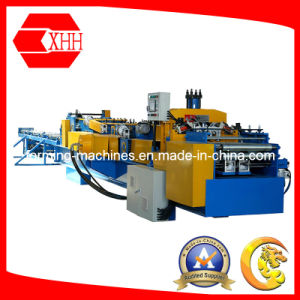 Automatic Adjustment C Purlin Roll Forming Machine (C80-250) pictures & photos