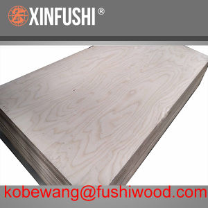 1.2mm Face Veneer Birch Plywood pictures & photos