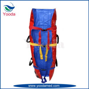 Full Body Vacuum Mattress Stretcher with Head and Neck Immobilizer pictures & photos