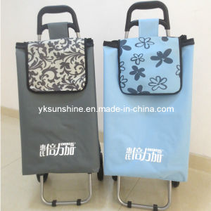 Wheeled Shopping Trolley Bag (XY-406B) pictures & photos