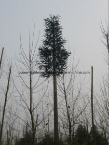 Communication Telecom Camouflaged Tree Tower Monopole pictures & photos