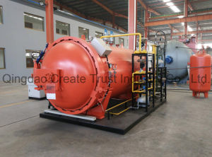Hot Sale Rubber Autoclave/Rubber Pressure Vessel with ASME Standards pictures & photos