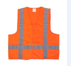 Safety Reflective Vest with Reflector Tape (TR-BX-009)