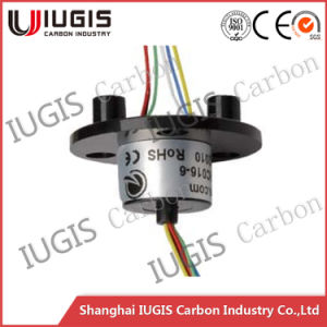 Src016-6 Capsule Slip Ring for Rotary Working Platform pictures & photos