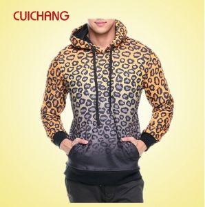 Wholesale Fashion Sublimation Men Cheap Hoodie Lmwy-001 pictures & photos