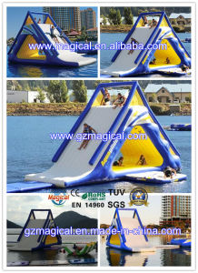 High Quality Inflatable Wet Slide / Inflatable Slide (MIC-058) pictures & photos