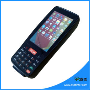 Android 5.1 OS Touch Screen Terminal 4G Lte Wireless Handheld PDA Barcode Scanner pictures & photos