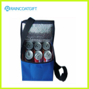 600d Polyester 6cans Lunch Cooler Bag RGB-106A pictures & photos