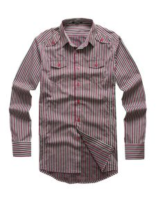 Fashionable Men′s Slim Fit Shirt (SHM-11) pictures & photos