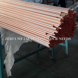 Flexible Copper Pipe for Electrical Cable Lugs pictures & photos