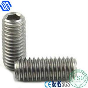 Stainless Steel 316 Hex Socket Insert Screw Set Screw pictures & photos
