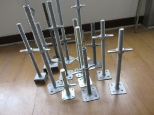 High Quality Scaffold Screw Jack (FF-2006) pictures & photos
