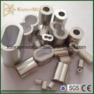 DIN3093 Oval Aluminum Sleeve / Ferrule pictures & photos