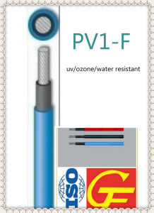 XLPE Insulated PV Solar Electric Power Cable