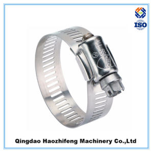 Chinese First Brand Stainless Hose Clamp pictures & photos