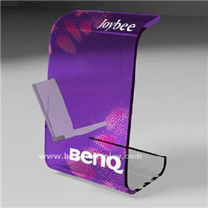 Acrylic Camera Display Stand for Benq Camera Store Btr-C4167 pictures & photos