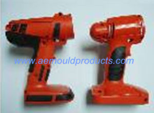 Custom Plastic Injection Mold Power Tool for Electrical Components pictures & photos