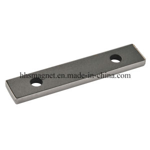 Permanent Strong NdFeB Magnet Block pictures & photos