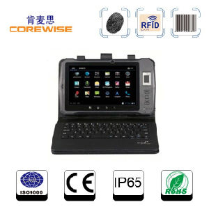 Android Laptop Fingerprint Sensor with Bar Code System pictures & photos