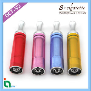 510 DCT-V2 Dual Coil Cartomizer with Two Inlet Holes