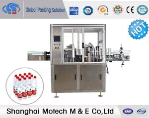 Linear Hot Melt Glue Labeling Machine (MR-8P) pictures & photos