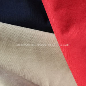 Peached Twill Nylon Cotton Fabric (SL3314) pictures & photos