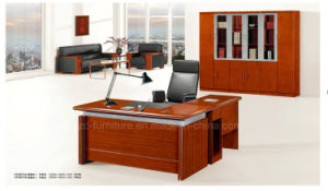 5 Feet Modern Simple Teak Wood Executive Office Table (HY-D0716)