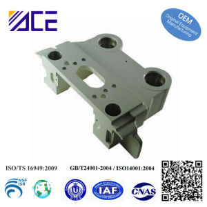 Die-Casting Metal Part Suitable for Various Products pictures & photos