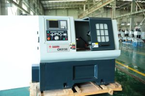 CNC Metal Cutting Lathe Cheap Machine Ck6136 pictures & photos