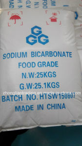 Wholesale Price Food Grade Sodium Bicarbonate pictures & photos
