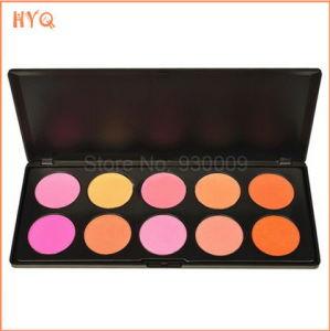 10 Color Makeup Blush Face Blusher Powder Palette Cosmetics pictures & photos