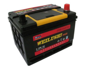 DIN Mf Car Battery/N58 12V58ah Mf Car Battery/ Storage Battery/Starting Car Battery pictures & photos