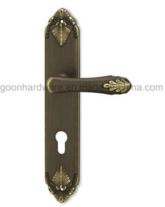 High Quality Solid Brass Door Handle 803 pictures & photos