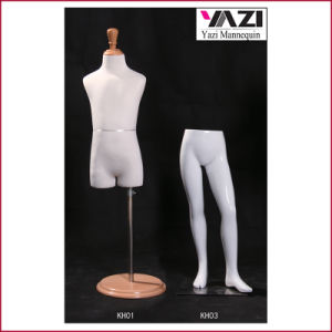 Fiberglass Child Half Mannequin Leg for Window Display pictures & photos